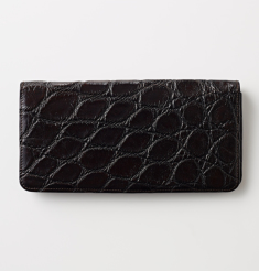 MAT CROCODILE LONG WALLET