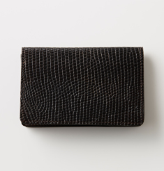MAT LIZARD CARD CASE