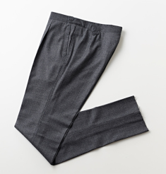 HOUND TOOTH FLANNEL PANTS