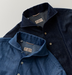 MASTROIANNI DENIM SHIRT